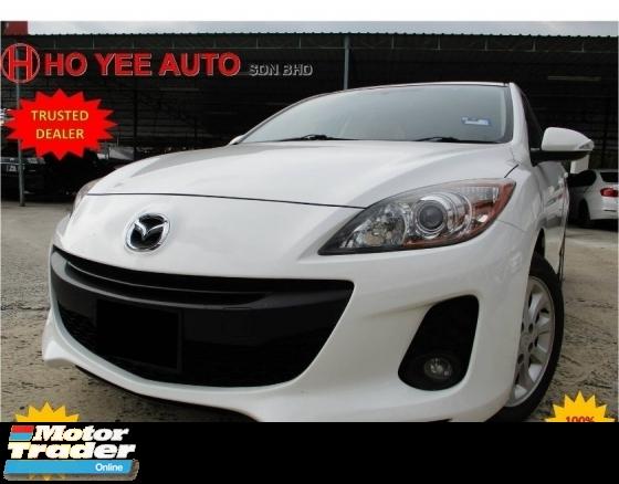 2012 MAZDA 3 1.6L Sedan Tip Top MurahJUal