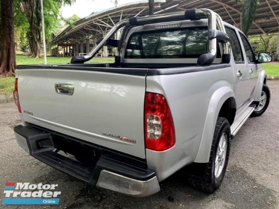 2010 ISUZU D-MAX 2.5L 4X4 DOUBLE CAB Ddi iTEQ (PREMIUM) 4WD