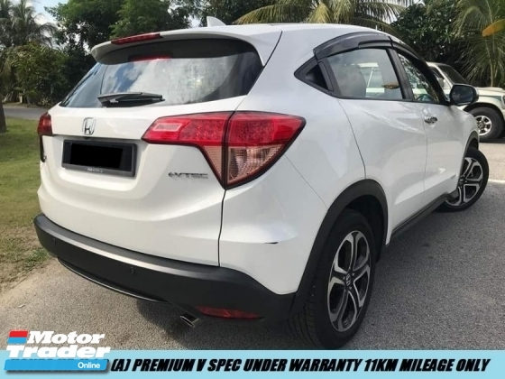2018 HONDA HR-V V FULL SPEC LOW MILEAGE SERVICE RECORD UNDER WARRANTY ORIGINAL SHOWROOM