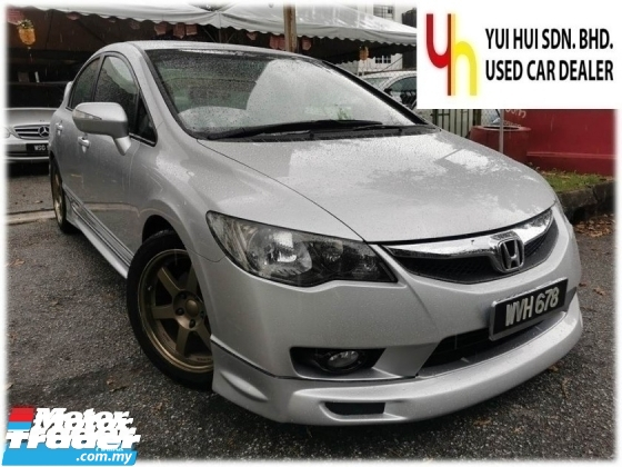 2011 HONDA CIVIC 1.8 S-L FACELIFT (A) 1 OWNER