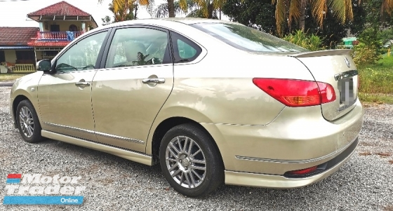 2010 NISSAN SYLPHY 2.0L X-CVT (A) LEATHER SEAT / TIPTOP CONDITION / BLACKLIST CAN LOAN