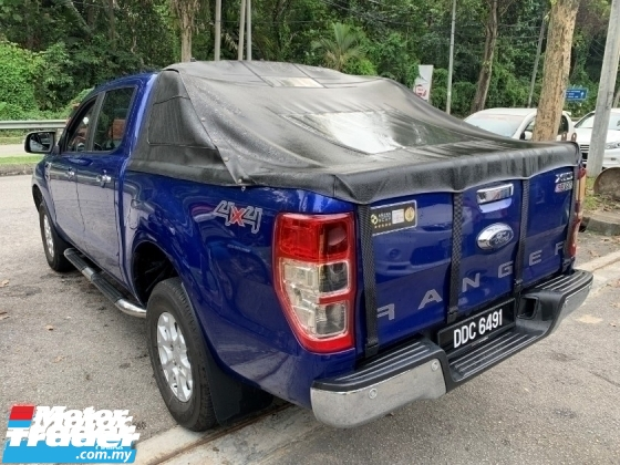 2017 FORD RANGER 2.2 XLT FACELIFT (A) FULL SERVICE RECORD 1 OWNER