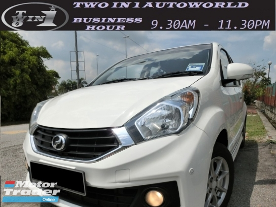 2016 PERODUA MYVI 1.3 PREMIUM X (A) F-LOAN / VERY LOW MILEAGE / LOW INTEREST RATE / LADY OWNER