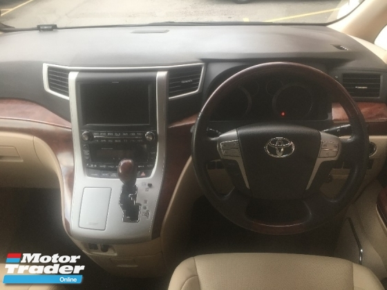 2009 TOYOTA VELLFIRE 3.5 VL (A) BEST DEAL