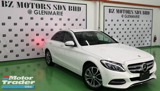 2014 MERCEDES-BENZ C-CLASS 2014 MERCEDES C200 2.0 SE SPEC ORIGINAL FROM JAPAN UNREG CAR SELLING PRICE ( RM 169,000.00 NEGO )