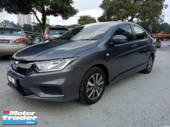 2017 HONDA CITY 1.5S (A) I -Vtec Facelift  Low Mileage Full Service by Honda Nice Registration Number