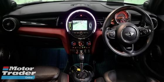 2014 MINI 5 DOOR 2014 MINI COOPER S 2.0A TWIN TURBO 4 DOOR JAPAN SPEC CAR SELLING PRICE ONLY ( RM 145,000.00 NEGO )