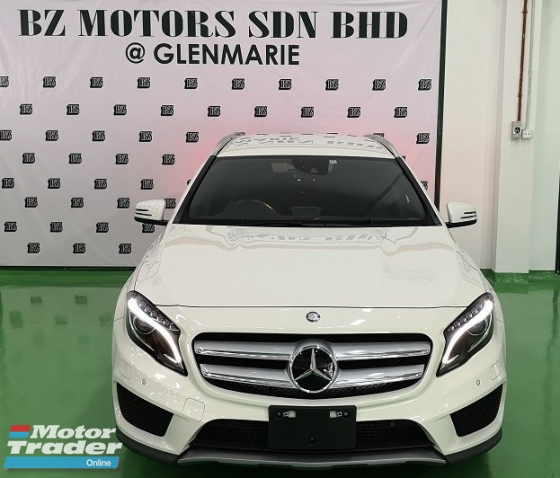 2014 MERCEDES-BENZ GLA 2014 MERCEDES BENZ GLA 180 AMG 1.6 TURBO UNREG JAPAN SPEC CAR SELLING PRICE ONLY RM 153,000.00 NEGO