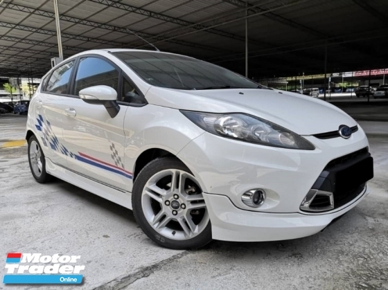 2012 FORD FIESTA Ford Fiesta 1.6 AT XTR S SPEC SPORT 1 OWNER