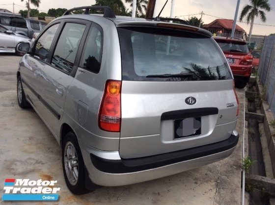 2007 HYUNDAI MATRIX Mpv