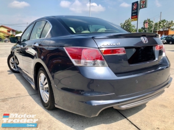 2010 HONDA ACCORD 2.0 I-VTEC (A) 1 ONWER TIP-TOP CONDITION