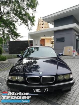 2003 BMW 7 SERIES 728I E38