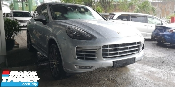 2016 PORSCHE CAYENNE GTS 3.6 / CARBON INTERIOR / TIPTOP CONDITION FROM UK / FULLY LOADED SPEC / READY STOCK