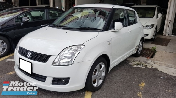 2012 SUZUKI SWIFT 1.5 GLX (A) REG 2012, ONE CAREFUL OWNER, LOW MILEAGE DONE 66K KM, LEATHER SEAT, 100% ACCIDENT FREE, 15\