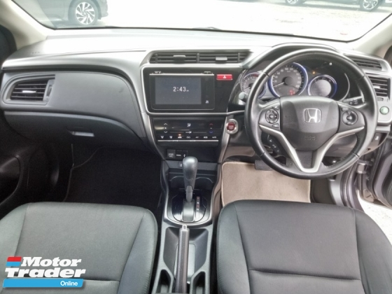 2014 HONDA CITY 1.5 V (A)  I -Vtec  High Spec Full Service by Honda