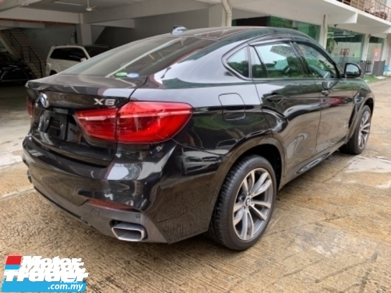 2015 BMW X6 M X6 3.0T