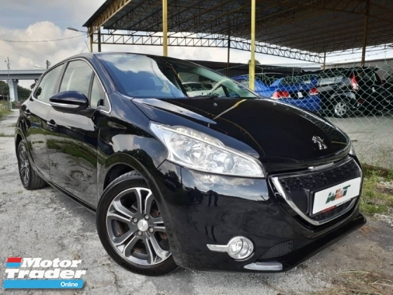 2013 PEUGEOT 208 1.6 (A) VTI GOOD CONDITION PROMOTION PRICE.