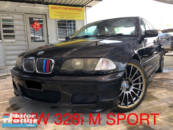 1999 BMW 3 SERIES 328I M-SPORT GREAT A++ CONDITION