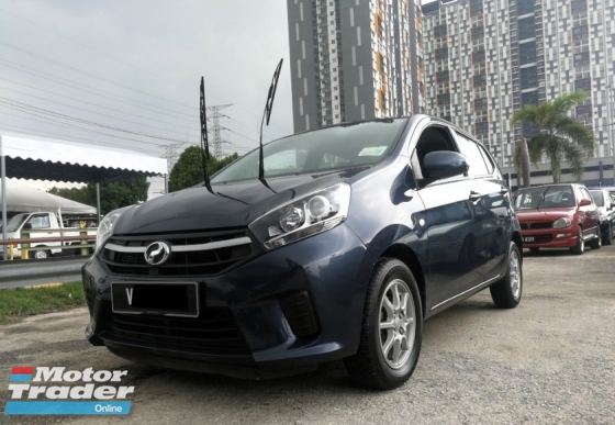 2018 PERODUA AXIA 1.0 G (A) CCRIS AKPK CAN LOAN ** BLACKLIST SAA CAN LOAN ** CTOS PTPTN CAN LOAN ** HIGH LOAN AVAILABLE **