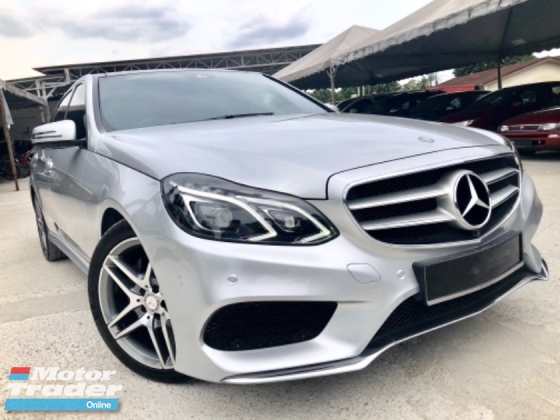 2016 MERCEDES-BENZ E-CLASS E300 AMG (A)  FULL SVR RECORD UNDER WARRANTY
