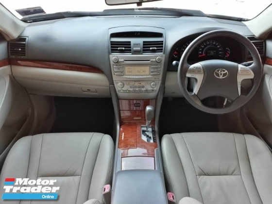2010 TOYOTA CAMRY 2.0 (A) VVTI G SPEC GOOD CONDITION PROMOTION PRICE.