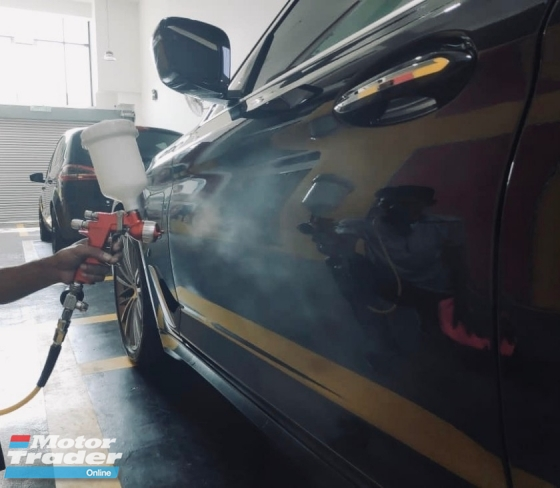 CERAMIC COATING WATERLESS CAR WASH BAC FREE FLAT TYRE BATTERY DOOR TO DOOR SERVICE