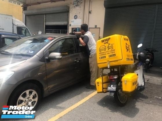 CERAMIC COATING WATERLESS CAR WASH BAC FREE BATTERY FLAT TYRE CHANGE DOOR TO DOOR SERVICE