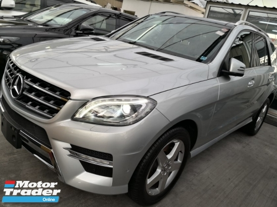 2012 MERCEDES-BENZ ML 350 AMG Sport 4Matic * Powerful & Luxury SUV*Promotion***