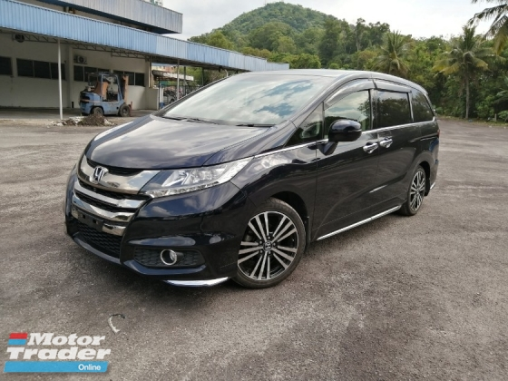 2014 HONDA ODYSSEY ABSOLUTE FULL SPEC UNREGISTERED