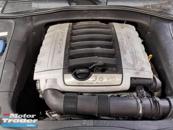 PORSCHE CAYENNE 3.6 ENGINE