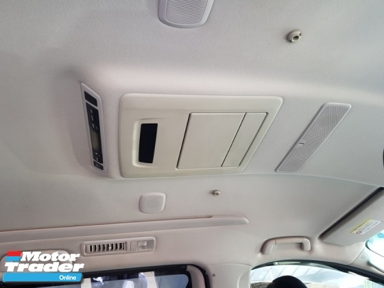 2008 TOYOTA VELLFIRE 3.5Z G EDITION Home theater