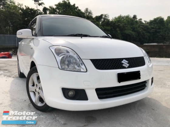 2010 SUZUKI SWIFT 1.5XS,High Spec,Low Mileage,Accident Free,One Owner