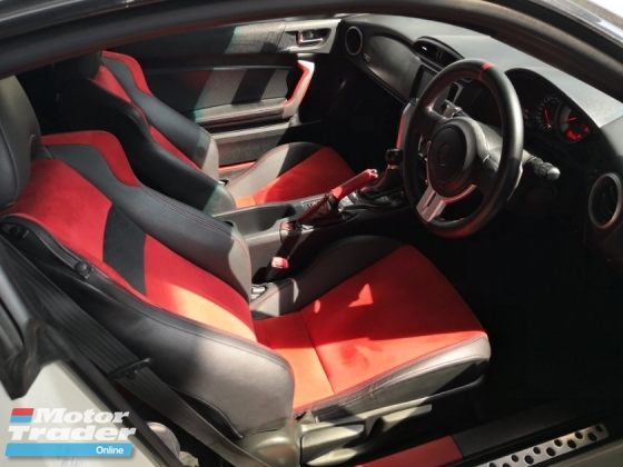 2015 TOYOTA 86 GT86 TRD UNREG