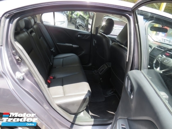 2018 HONDA CITY 1.5V (A) Still Under Warranty One Owner 100% Accident Free Full Bodykit Full Spec Full Leather Seat High Loan Tip Top Condition Must View