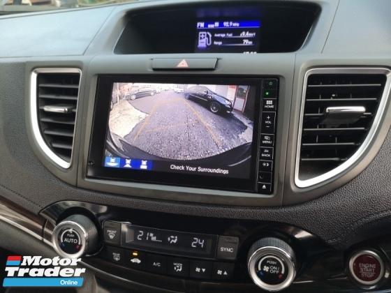2015 HONDA CR-V 2.4 2.0 4WD Facelift TipTopFullSpec