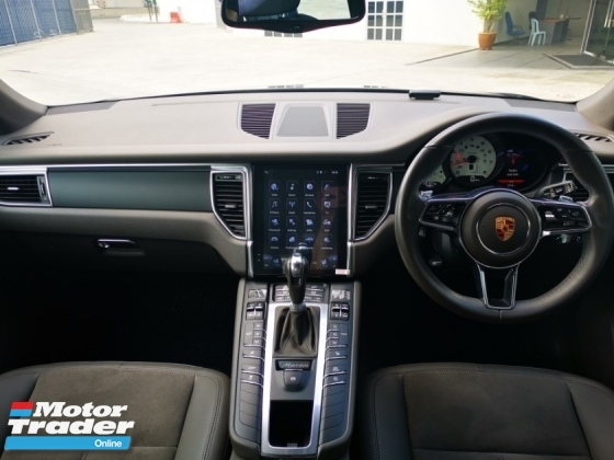 2015 PORSCHE MACAN 2.0 - JAPAN SPEC - UNREGISTERED - REDUCED PRICE