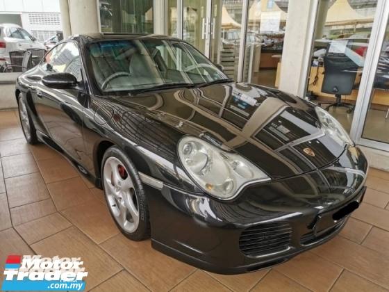 2002 PORSCHE CARRERA 996 3.6