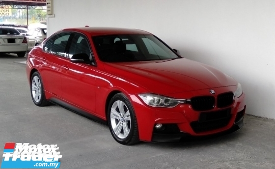 2013 BMW 3 SERIES 320I 2.0T M-Sport Bodykit F30 Sport Line Model