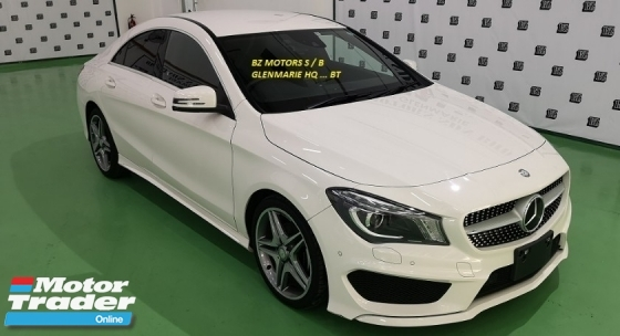2014 MERCEDES-BENZ CLA 2015 MERCEDES BENZ CLA180 1.6 AMG TURBO WITH SUNROOF UNREG JAPAN SPEC CAR SELL PRICE ONLY RM 169000