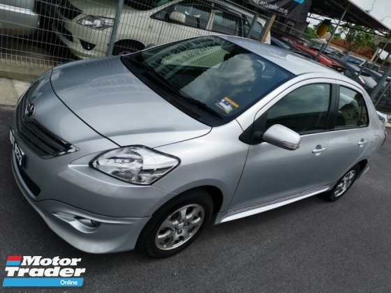 2011 TOYOTA VIOS 1.5E (AT) FACELIFT (A) - TRD Bodykit / True Year Made