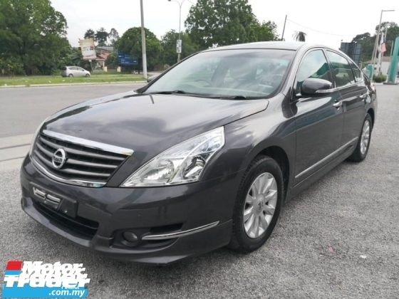 2014 NISSAN TEANA 2.0L LUXURY SPEC PUSH START FACELIFT TIPTOP