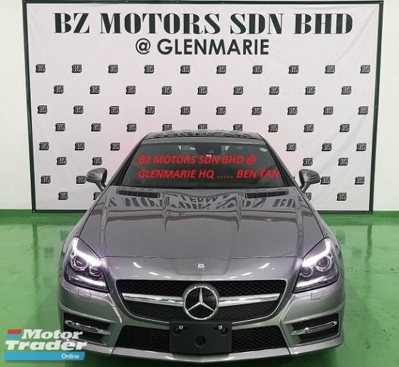 2015 MERCEDES-BENZ SLK 2015 MERCEDES BENZ SLK 200 1.8 AMG UNREG JAPAN SPEC CAR SELLING PRICE ONLY ( RM 188,000.00 NEGO )