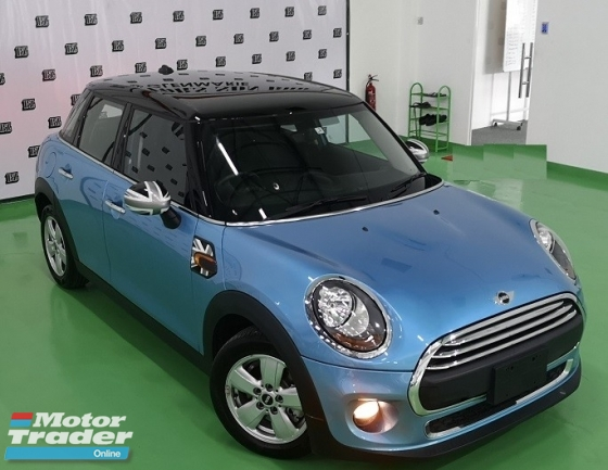 2015 MINI 5 DOOR 2015 MINI COOPER S 1.2A TWIN TURBO NEW FACELIFT JAPAN SPEC SELLING PRICE ( RM 108,000.00 NEGO )