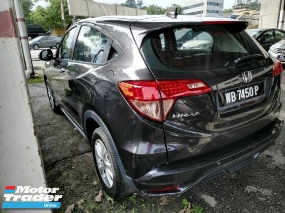 2015 HONDA HR-V 1.8V Spec Full Service Honda