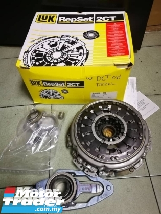Volkswagen Golf 14 Tsi clutch set (Luk) AUTO TRANSMISSION GEARBOX PROBLEM NEW USED RECOND CAR PART SPARE PART AUTO PARTS AUTOMATIC GEARBOX TRANSMISSION REPAIR SERVICE VOLKSWAGEN MALAYSIA