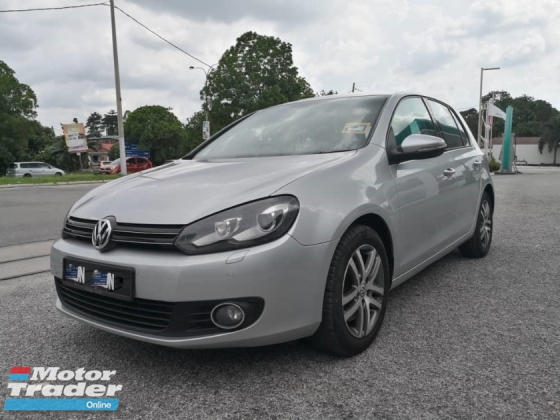 2011 VOLKSWAGEN GOLF 1.4 TSI MK6 FACELIFT FULL SPEC TIPTOP