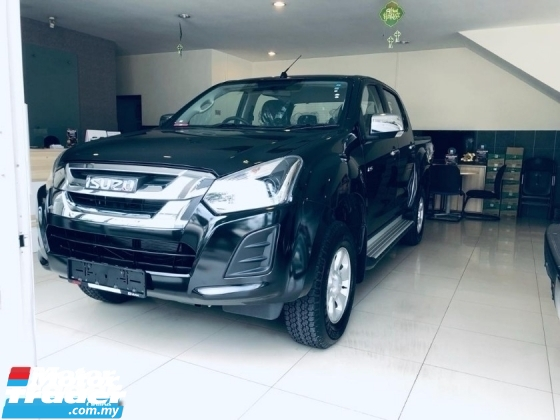 2019 ISUZU D-MAX 2.5L 4X2 DOUBLE CAB - FREE Side Step