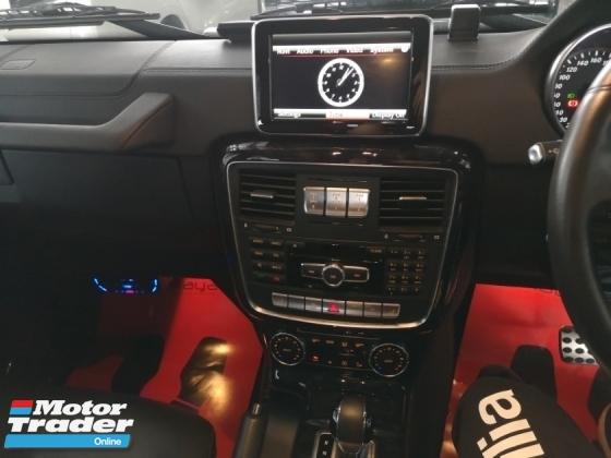 2015 MERCEDES-BENZ G-CLASS Mercedes G350d BRABUS spec.