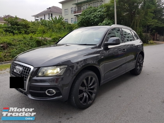 2009 AUDI Q5 2.0 TFSI FULL SPEC CBU VERY GOOD CONDITION