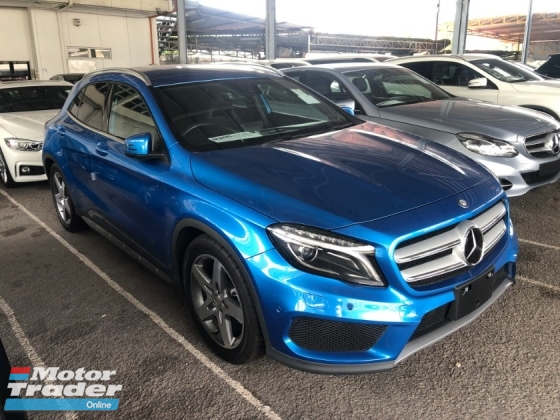 2014 MERCEDES-BENZ GLA GLA200 GLA180 AMG Turbocharged 7GDCT Distronic Plus Automatic Power Boot Memory Seat Lane Departure Assist Multi Function Paddle Shift Steering Zone Climate Control Intelligent Bi Xenon Light Bluetooth Connectivity